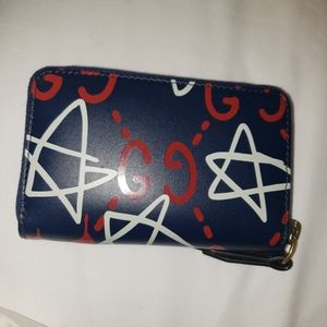 NIB Gucci Wallet (small zip around)